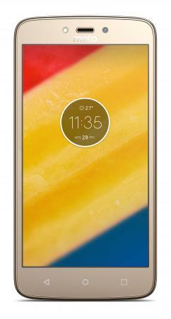 Смартфон Motorola Moto C золотистый 5 16 Гб LTE Wi-Fi GPS 3G XT1754 смартфон meizu m5 note серебристый 5 5 32 гб lte wi fi gps 3g
