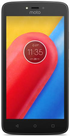 Смартфон Motorola Moto C красный 5 16 Гб LTE Wi-Fi GPS 3G XT1754  PA6L0053RU смартфон philips xenium s327 синий 5 5 8 гб lte wi fi gps 3g