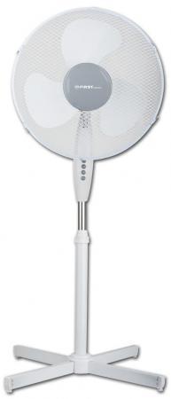 Вентилятор напольный First FA-5553-1 50 Вт белый first fa 5553 1 white вентилятор напольный