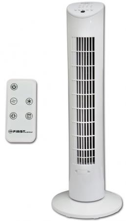 Вентилятор напольный First FA-5560-1 60 Вт белый first fa 5553 1 white вентилятор напольный