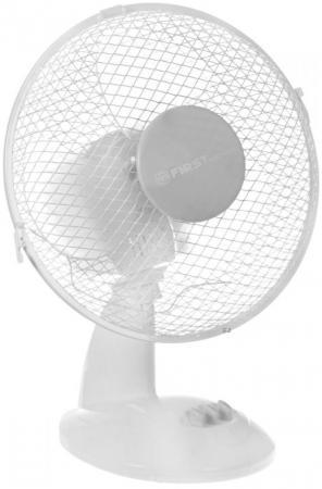 Вентилятор настольный First FA-5550-GR 25 Вт серый вентилятор first fa 5550 gr