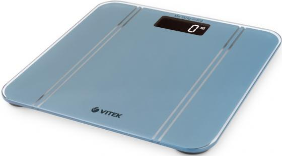 Весы напольные Vitek VT-8066 GY серый  весы напольные vitek vt 1984 gy серый