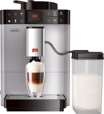 Кофемашина Melitta Caffeo F 580-100 Varianza CSP 1450 Вт черный кофемашина melitta 20288