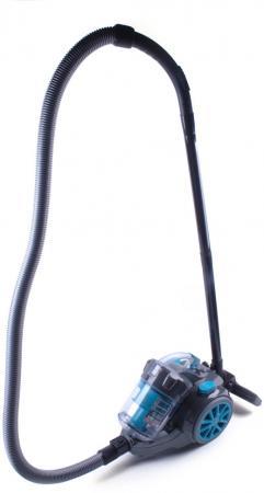 Пылесос ENDEVER Skyclean VC-580 сухая уборка синий серый пылесосы endever пылесос