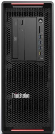Рабочая станция Lenovo ThinkStation P710 Xeon 2  E5-2640 v4 8 Гб  Тб поставляется без видеокарты Windows  Pro 30B6S0L300