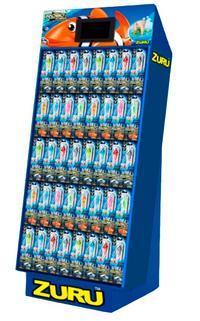 Интерактивная игрушка Robofish Рекламная стойка с ЛСД дисплеем 160 блистеров от 6 лет 2501TVF