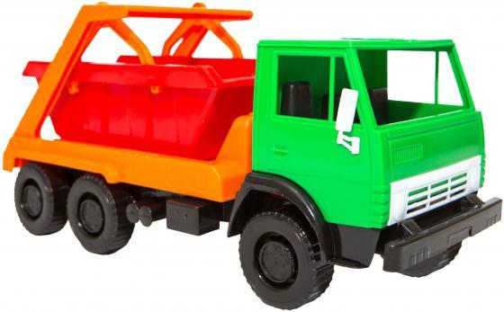 Грузовик Orion Коммунальная 600 разноцветный в ассортименте автомобиль orion toys автомобиль логика микроавтобус цвет в ассортименте 195