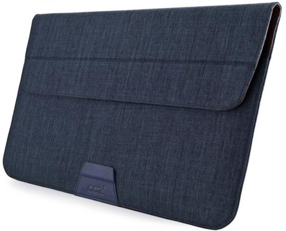 Чехол для ноутбука MacBook Pro 15 Cozistyle Stand Sleeve полиэстер серый CPSS1504 кейс для macbook moshi iglaze pro 15 r 99mo071903