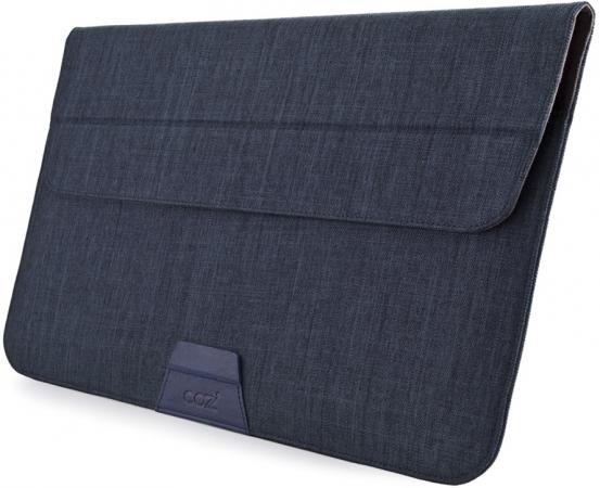 Чехол для ноутбука 15 Cozistyle Stand Sleeve CPSS1502 полиэстер синий luxury stand flip