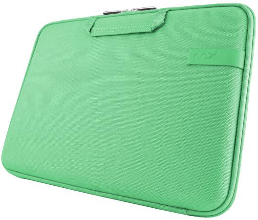 "Сумка для ноутбука MacBook Pro 15"" Cozistyle Smart Sleeve Canvas зеленый CCNR1507 цена и фото"