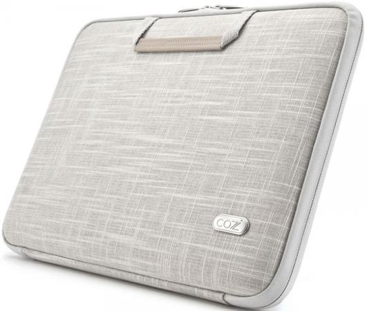"Сумка для ноутбука MacBook Air 11"" Cozistyle Linen SmartSleeve полиэстер ткань белый CSLNC1101 цена и фото"