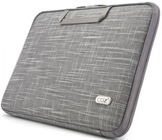 "Сумка для ноутбука MacBook Air 11"" Cozistyle Linen SmartSleeve полиэстер ткань серый CSLNC1102 цена и фото"