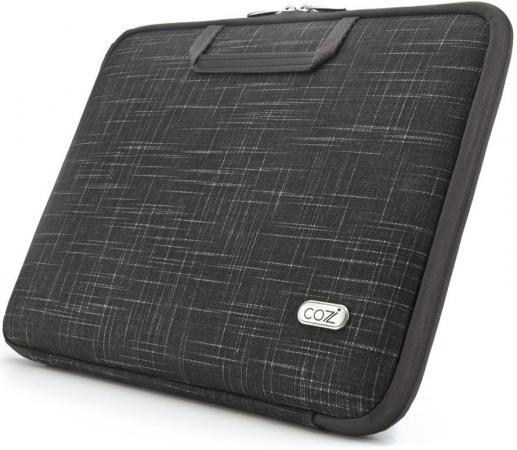 "Сумка для ноутбука MacBook Air 11"" Cozistyle Linen SmartSleeve ткань черный CSLNC1103 цена и фото"