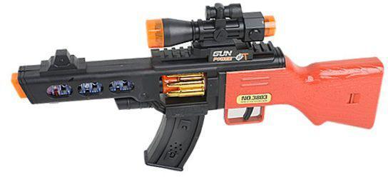 Пистолет-пулемет Shantou Gepai 3803  автомат пулемет 1toy т58356 камуфляж