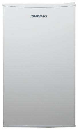 Холодильник SHIVAKI SDR-082W белый холодильник shivaki sdr 054s