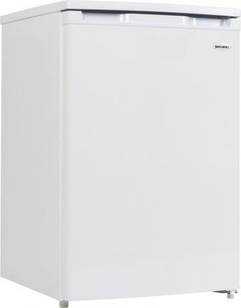 Морозильный ларь SHIVAKI FR-0852W белый морозильный шкаф shivaki sfr 185s