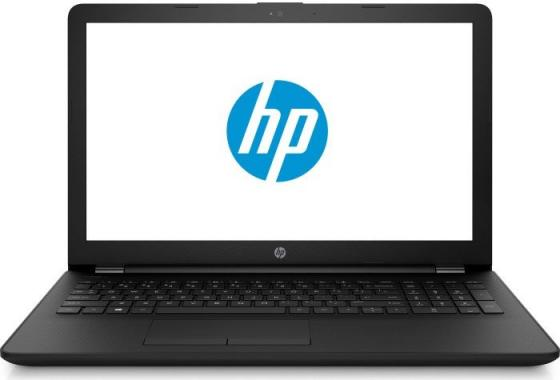 Ноутбук HP 15-bs007ur 15.6 1366x768 Intel Celeron-N3060 128 Gb 4Gb Intel HD Graphics 400 черный Windows 10 Home 1ZJ73EA ноутбук hp 15 ra042ur 15 6 1366x768 intel celeron n3060 500 gb 4gb intel hd graphics 400 черный windows 10 home 3qs74ea