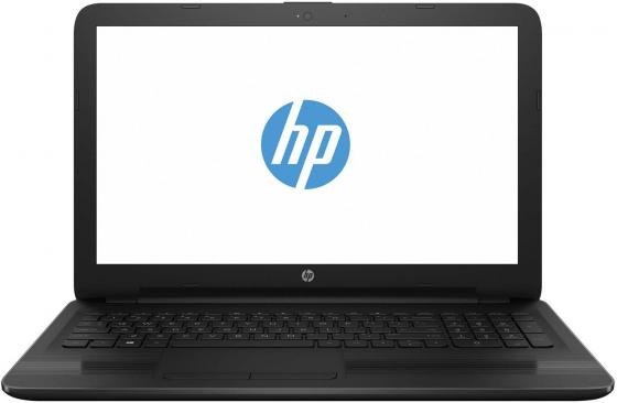 Ноутбук HP 15-bs027ur 15.6 1366x768 Intel Core i3-6006U 500 Gb 4Gb Intel HD Graphics 520 черный DOS 1ZJ93EA ноутбук hp 15 bs027ur 1zj93ea core i3 6006u 4gb 500gb 15 6 dvd dos black