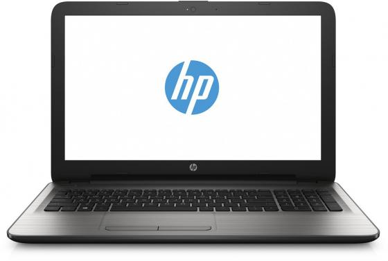 Ноутбук HP 15-bs038ur 15.6 1366x768 Intel Pentium-N3710 500 Gb 4Gb Intel HD Graphics 405 серебристый Windows 10 Home 1VH38EA sheli laptop motherboard for hp dv7 7000 682037 001 682037 501 hm77 630m 2g non integrated graphics card