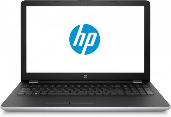 Ноутбук HP 15-bs046ur 15.6 1366x768 Intel Pentium-N3710 500 Gb 4Gb AMD Radeon 520 2048 Мб серебристый Windows 10 Home 1VH45EA ноутбук hp 15 bs509ur 15 6 1920x1080 intel pentium n3710 2fq64ea