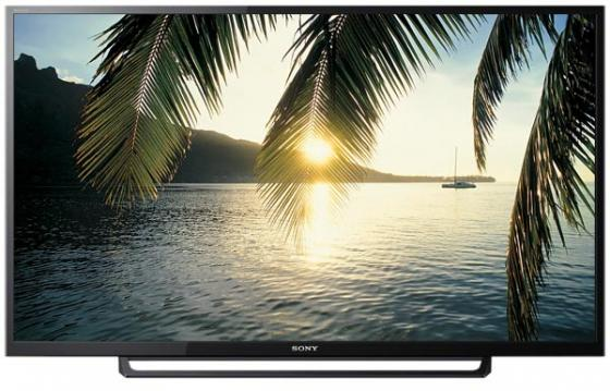 Телевизор 40 SONY KDL-40RE353 черный 1920x1080 USB телевизор 40 sony kdl 40re353br full hd 1920x1080 usb hdmi чёрный