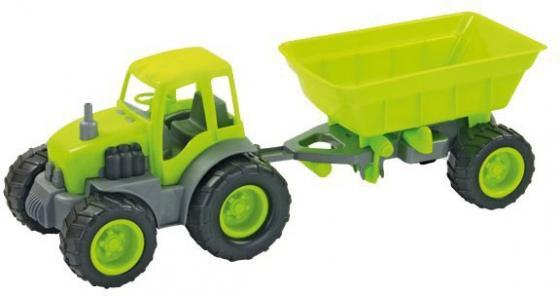 Трактор ZEBRATOYS с прицепом 15-10174 в ассортименте в ассортименте машина zebratoys трактор с прицепом active 15 5229