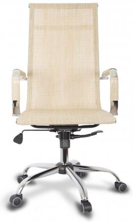 цена Кресло руководителя College XH-633A бежевый