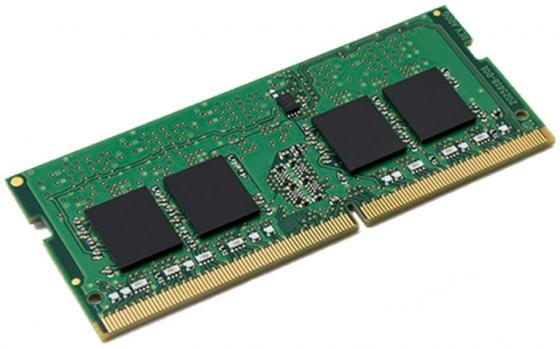 Оперативная память для ноутбуков SO-DDR4 8Gb PC17000 2133MHz Foxline FL2133D4S15D-8G корпус miditower atx 450w usb black fl 922 fz450r foxline