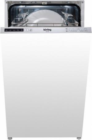 лучшая цена Посудомоечная машина Korting KDI 4540 белый