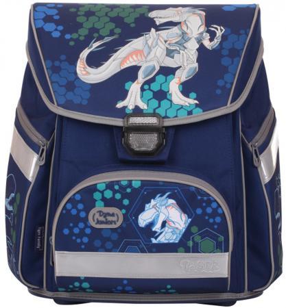 Ранец с анатомической спинкой Tiger Enterprise Dyna Juniors Collection 17 л синий 1709/A/TG x tiger 100