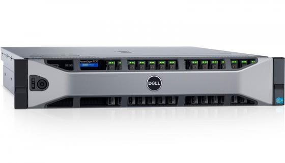 Сервер Dell PowerEdge R730 210-ACXU-112 сервер dell poweredge r730 1xe5 2690v3 2x16gb x16 2 5 rw h730 id8en 1g 4p 2x1100w 3y pnbd 210 acxu [210 acxu 112]