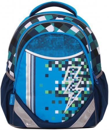 Рюкзак с анатомической спинкой Tiger Enterprise CHAMP LIGHTNING SPEED 21 л синий рисунок 1738/А/TG reigning champ куртка
