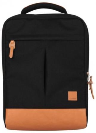 Рюкзак с отделением для ноутбука Tiger Enterprise  CUBE 17  черный 81107//TG