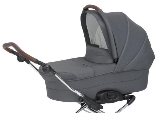 Коляска для новорожденного Navington Caravel (колеса 12/цвет roca)