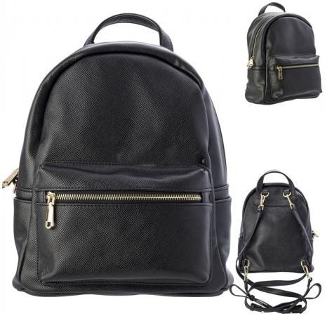 Рюкзак-мини Action! AB11301/BK черный рюкзак городской husky marel 27 цвет черный