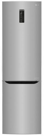 Холодильник LG GW-B499SMFZ серебристый lg gw b489sqgz