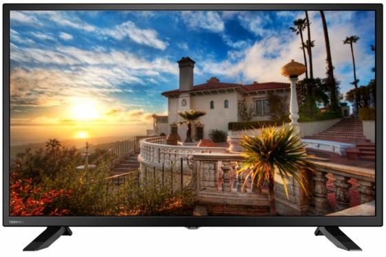 Телевизор LED 32 Toshiba 32S1750EV черный 1366x768 50 Гц VGA USB HDMI