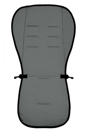 Матрасик-вкладыш 83x42см Altabebe Lifeline Polyester+3D Mesh AL3005L (dark grey)