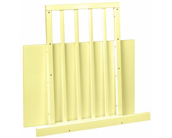 Дополнительный комплект деталей для кровати-трансформера Nuovita Nido Magia (шартрез желтый)