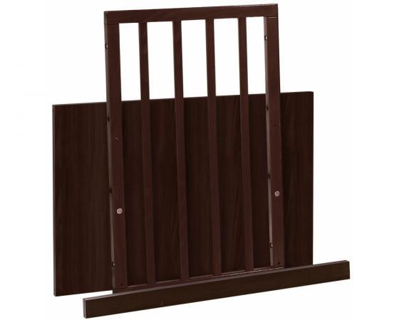 Дополнительный комплект деталей для кровати-трансформера Nuovita Nido Magia (махагон)