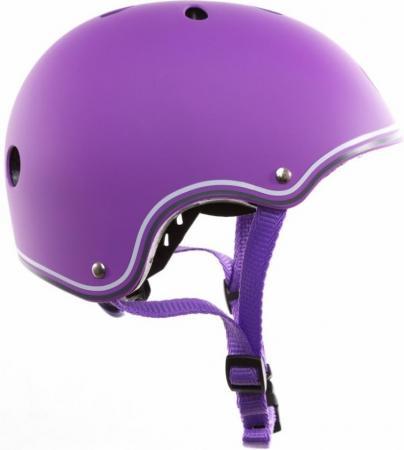 Шлем Globber Junior Violet XS-S 51-54 см 500-103 шлем защитный детский bell 18 block bmx цвет розовый размер xs 49 53
