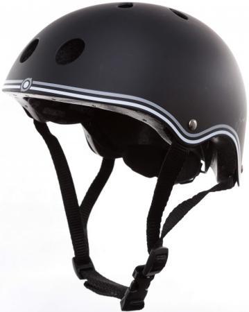 Шлем Globber Junior Black XS-S 51-54 см 500-120 globber globber рюкзак для самокатов junior navy blue