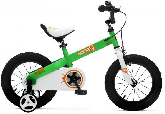 """Велосипед двухколёсный Royal baby HONEY Buttons 16"""" зеленый"""