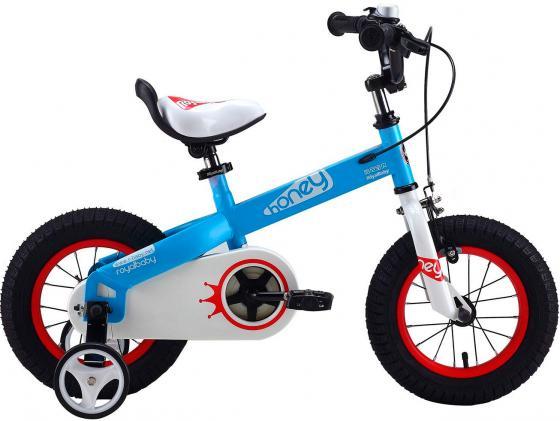 """Велосипед двухколёсный Royal baby HONEY Buttons 18"""" голубой"""