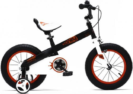 Велосипед двухколёсный Royal baby HONEY Buttons 18 черный
