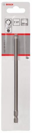 Бита Bosch TORX T27 XH 152мм 2607001672 цена и фото