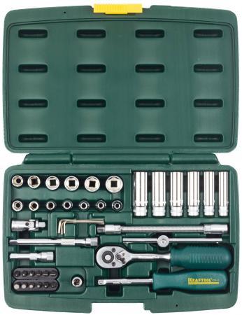 Набор торцовых головок Kraftool Expert Qualitat 42шт 27885-H42_z01