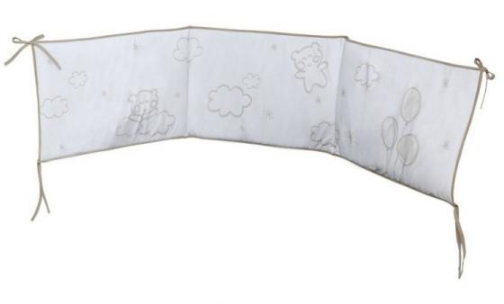 Бампер 120х60см Micuna Dolce Luce (beige) минипечь gefest пгэ 120 пгэ 120