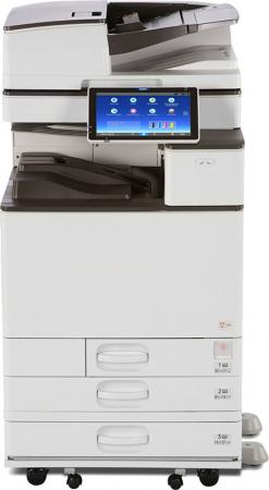 МФУ Ricoh MP C2504exSP цветное A3 1200x1200 dpi 25ppm Ethernet USB 418028