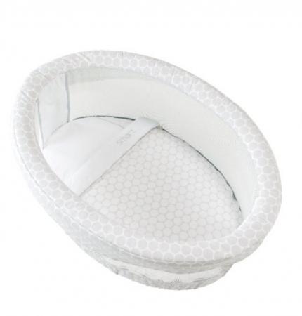 Сменное постельное белье Micuna Smart TX-1482 (grey dots) постельное белье chicco fairy tale grey 09010796330990